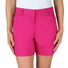 Ladies Stretch Trouser Short (Assorted Colors)