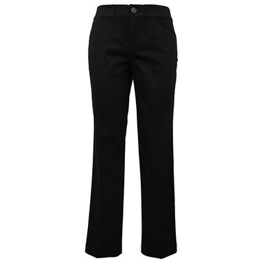 Wrinkle Resistant Flexible Waist Pant - Various Colors