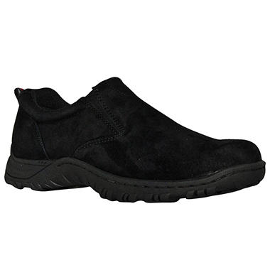 Men's Leather Casual Slip On - Various Colors