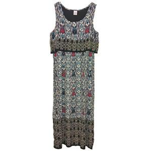 Bila Long Popover Dress (Assorted Colors)