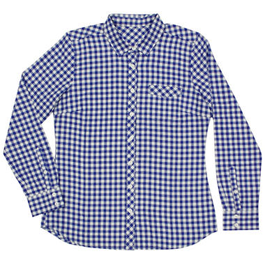 Ladies Flannel Shirt - Various Colors