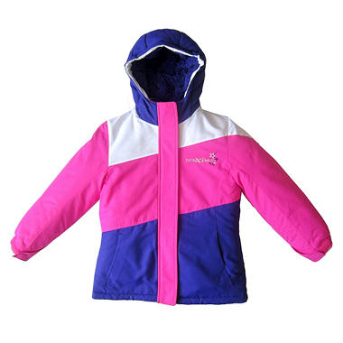 ZeroXposur Girls Jacket - Pink