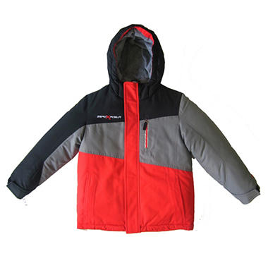 ZeroXposur Boys Jacket - Red