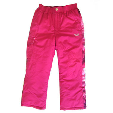ZeroXposur Girl's Snow Pant - Various Colors