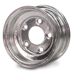 Greenball Stamped Steel Trailer Wheel (Multiple Options)