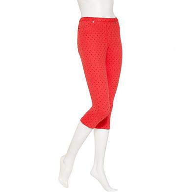 June & Daisy Capri Denim Leggings (Various Colors)