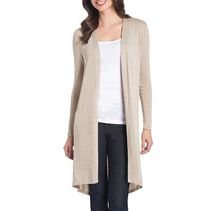Ellen Tracy Long Duster Cardigan