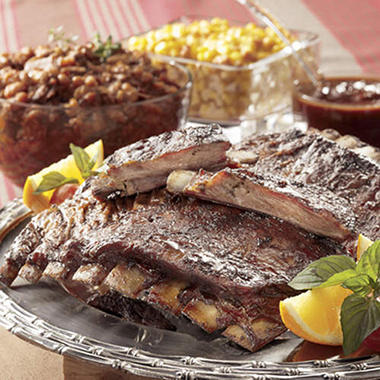 Jack Stack's Prized Lamb Rib Meal Package