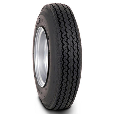 Greenball Tow-Master with White Steel Wheel - 5.70-8