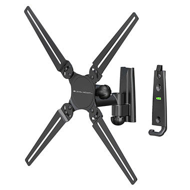 Level Mount ELSJ-07 Small Pan/Tilt TV Wall Mount