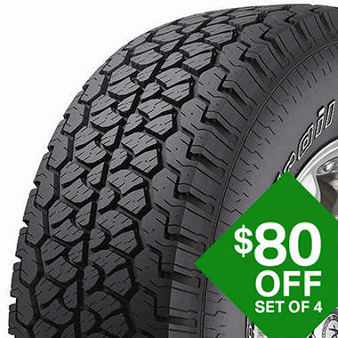 BFGoodrich Rugged Trail T/A - P265/75R16 114T