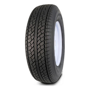 Greenball Transmaster Trailer Tire & White Spoke Wheel (Multiple Options)