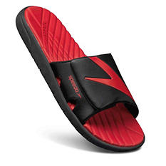 Mens Active Slide Sandal by Speedo (Assorted Colors)