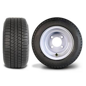 Greenball Greensaver Plus/GT with White Steel Wheel - 215/60-8