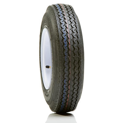Greenball Tow-Master with White Steel Wheel - 4.80-12