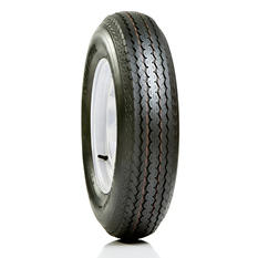 Greenball Tow-Master with White Steel Wheel - ST175/80D13