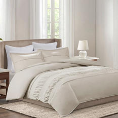Crete 4-Piece Bedding Set (Various Sizes)