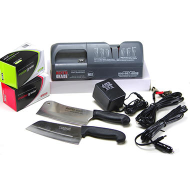 Master Grade Heavy Duty Outdoor Commercial Knife Sharpener