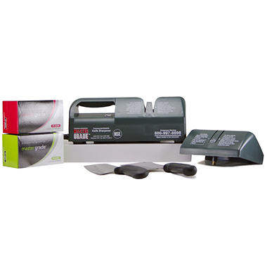 Master Grade Heavy Duty Commercial Knife Sharpener