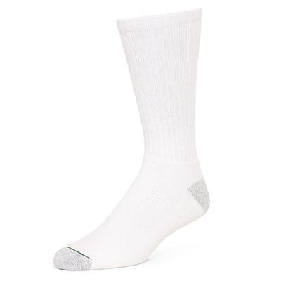 Burlington Men's 10 Pair Pack Comfort Power Crew Sport Sock