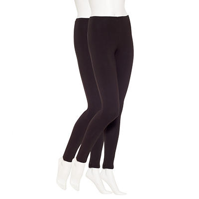 Women's June & Daisy Cotton Leggings (Assorted Colors)