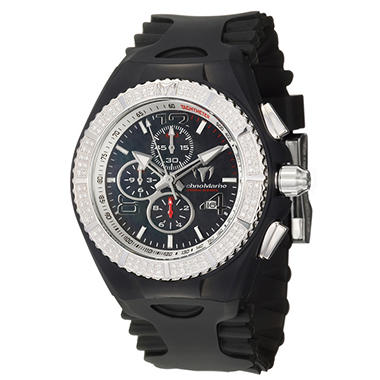 TechnoMarine Men's Cruise Original Quartz Diamond Watch