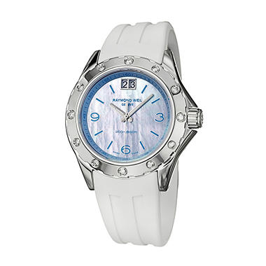 Raymond Weil Women's RW Spirit Quartz Diamond Watch