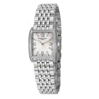Raymond Weil Women's Don Giovanni Quartz Diamond Watch