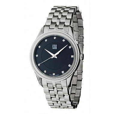 ESQ by Movado Men's Harrison Quartz Diamond Watch
