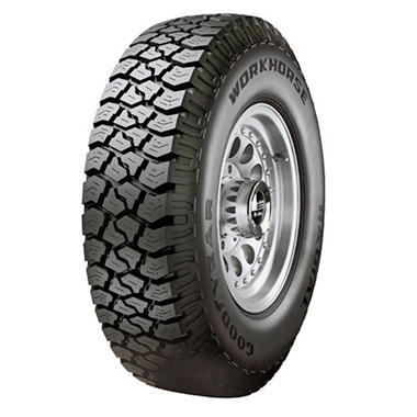 Goodyear Workhorse Rib 7.00-15LT/D