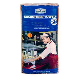 Member's Mark Microfiber Towels, Various Colors (36ct.)