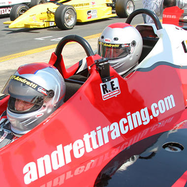 Mario Andretti Special Mother's Day Ride Package