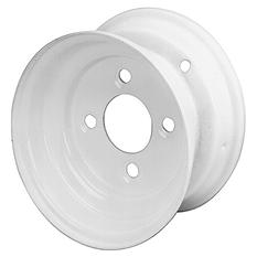 Greenball Stamped Steel Trailer Wheel - 8X7 - Almond