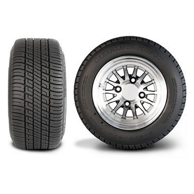 Greenball Greensaver Plus/GT with Machined Aluminum Wheel - 205/65-10