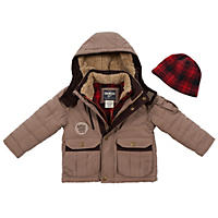 OshKosh Boys' Rugged Parka