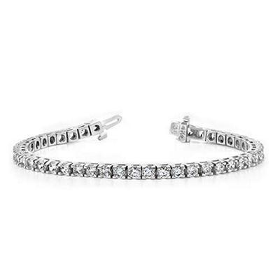 7 ct. t.w. Diamond Tennis Bracelet (G-H, SI2-I1)