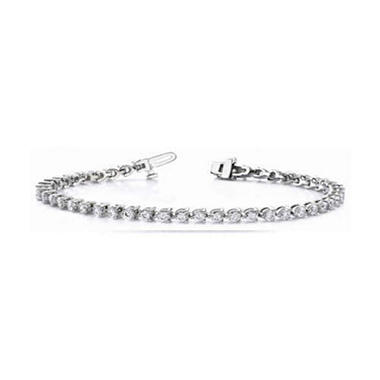 2 ct. t.w. Diamond Tennis Bracelet (G-H, SI2-I1)