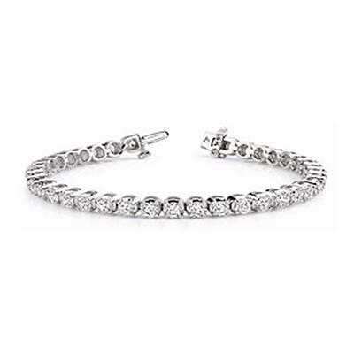 3 ct. t.w. Diamond Tennis Bracelet (G-H, SI2-I1)