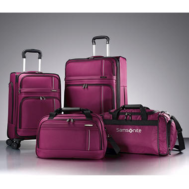 Samsonite Versatility 360 Set ? Solar Rose - 4 pcs.
