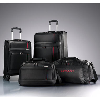 Samsonite Versatility 360 Set – Black - 4 pcs.