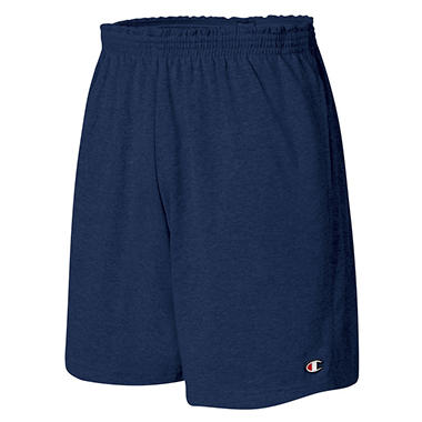 Champion Men's Heavyweight Jersey Rugby Shorts - Various Colors