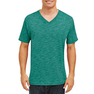 Eddie Bauer Men's V-Neck Tee (Assorted Colors)