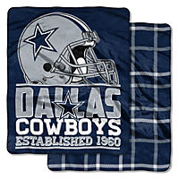 Dallas Cowboys Double-Sided Throw