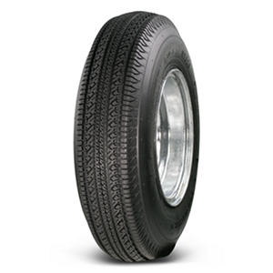 Greenball Tow-Master Trailer Tire & Galvanized Stamp Wheel - 6PR (Multiple Options)