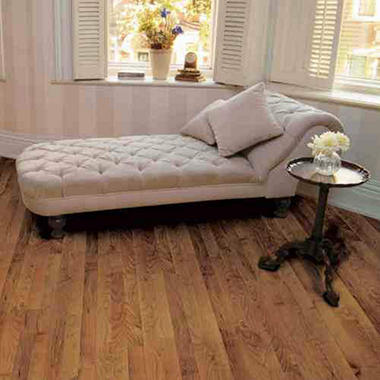 Traditional Living� Premium Laminate Flooring - Nat Braz Cherry; 8MM + 2MM Underlayment Thick - 1PK