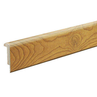 SimpleSolutions? Stairnose Molding ? Natural Fruitwood; 78.75 In. Long