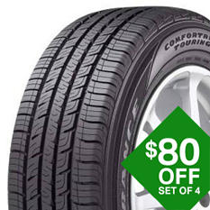 Goodyear Assurance ComforTred Touring - 195/65R15 91H