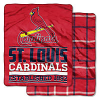 St. Louis Cardinals Double-Sided Throw