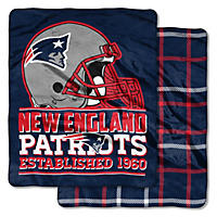 New England Patriots Double-Sided Throw