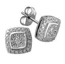Click here for Imperial Diamond Collection 0.50 ct. t.w Cushion I... prices
